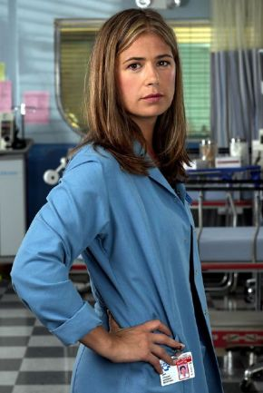Actress Maura Tierney, who starred as Abby Lockhart, in medical drama, ER