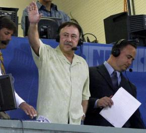 Jerry Remy says it is important to talk publicly about dealing with depression. (Elise Amendola/Associated press)