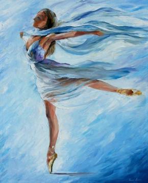 Sky Dance - Leonid Afremov