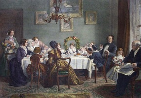 victorian party