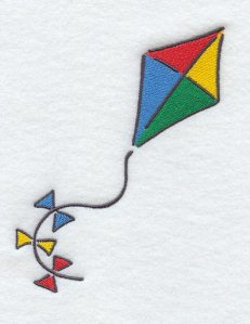 Throw your dream into space like a kite