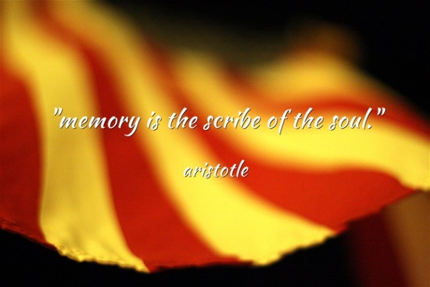 memory-is-the-scribe-of