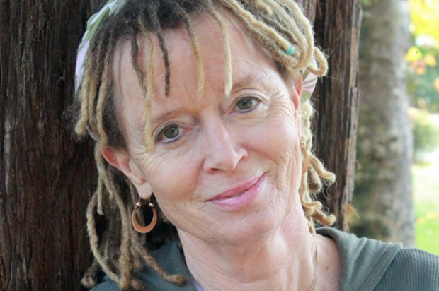 The wonderful Anne Lamott