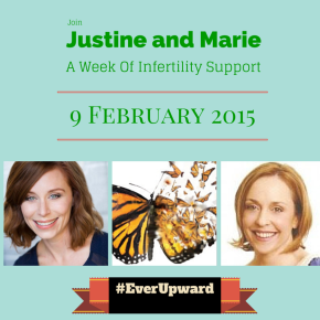 Join Justine Feb 9th
