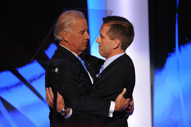 Beau Biden, Joe Biden