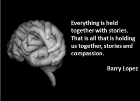 stories and compassion