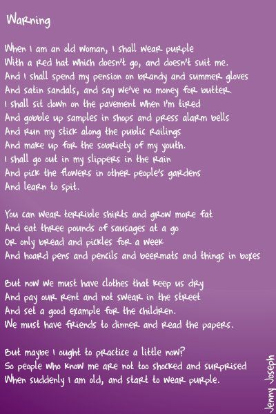 Breast cancer poem